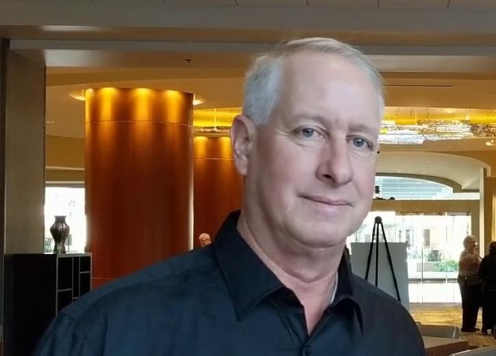 Eric Damery headshot