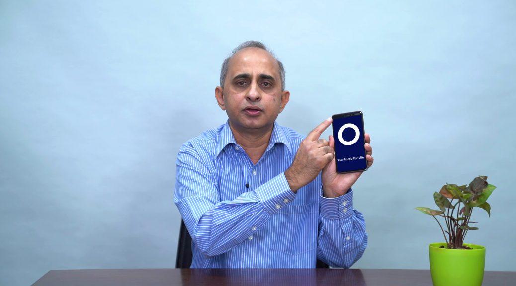 Pramit Bhargava using Louie app