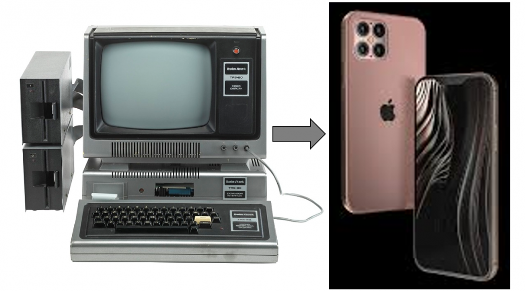 From TRS-80 to iPhone 14